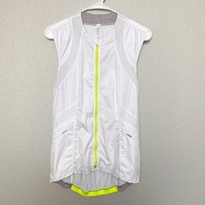 Lululemon White Running Vest 8